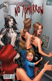 Grimm Fairy Tales Presents No Tomorrow #2 Cover C Patterson