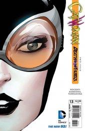 Catwoman #13 Original Cover