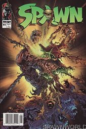 Spawn #41 Newsstand Variant