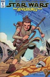 Star Wars Adventures #1 Cover B Charretier