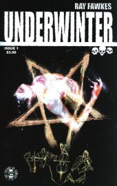 Underwinter #1 Original Cover