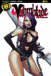 Vampblade #3 Artist