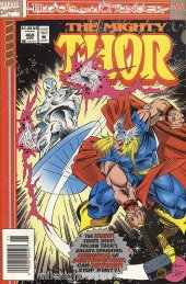 The Mighty Thor #468 Newsstand Edition