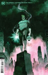 The Green Lantern Season Two #4 Variant Edition
