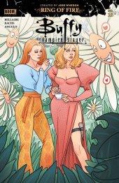 Buffy the Vampire Slayer #16 Cover B Sauvage