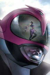 Mighty Morphin Power Rangers #31 Miguel Mercado Variant