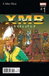 X-Men: Blue #1 Hip Hop Variant