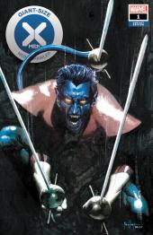 Giant-Size X-Men: Nightcrawler #1 Mico Suayan Variant A