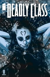 Deadly Class #41 Cover B Fuso