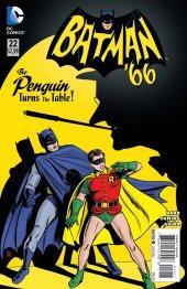Batman /'66 #19 DC Comics 2013