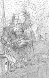 Justice League #1 Jim Lee Pencils Variant