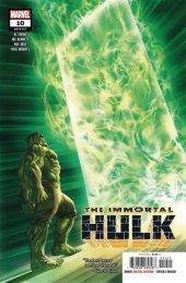 The Immortal Hulk #10 Original Cover
