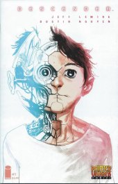 Descender #1 Painted Visions Variant