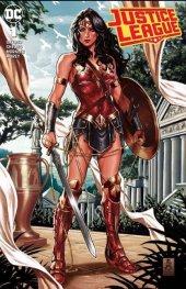 Justice League #1 Mark Brooks Variant A