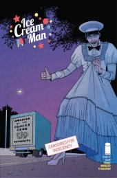 Ice Cream Man #7 Cover C CBLDF Charity Variant Censored