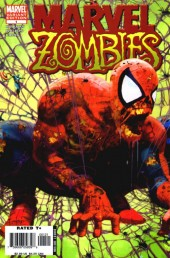 Marvel Zombies #1 Cover B