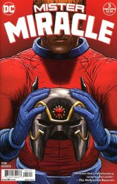 Mister Miracle #3 2nd Printing
