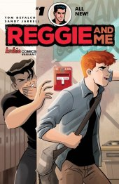 Reggie and Me #1 Cover C Derek Charm