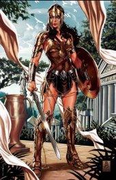 Justice League #1 Mark Brooks Variant B