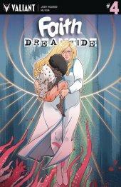 Faith: Dreamside #4 Original Cover