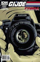 G.I. Joe: Cobra II #6 Original Cover