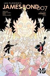 James Bond 007 #10 Cover C Hester