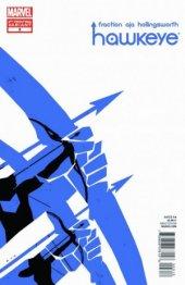 Hawkeye #3 2nd Printing