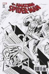 The Amazing Spider-Man #797 B&W Remastered Variant