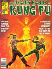 the deadly hands of kung fu #24