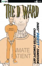 The D Ward #4 Cover B Parker