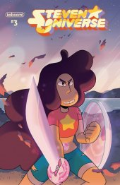 Steven Universe #3 Subscription Sygh Cover