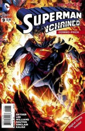 Superman Unchained #9 Combo Pack