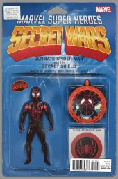 Ultimate End #1 Christopher Action Figure Variant