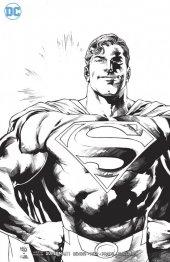 Superman #1 Ivan Reis 1:100 B&W Variant Edition