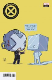 House of X #3 Skottie Young Variant
