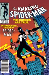 The Amazing Spider-Man #252 Newsstand Editon