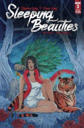Sleeping  Beauties #3 Cover B Woodall