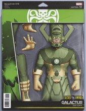 Secret Empire #10 Action Figure Variant