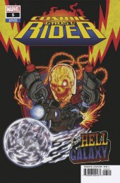 Cosmic Ghost Rider #5 Reviews