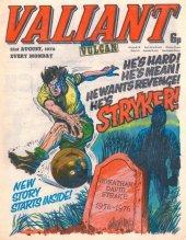 Valiant #August 21st, 1976