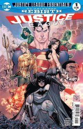 Justice League #1 Justice League Essentials