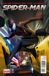 Miles Morales: The Ultimate Spider-Man #1 Staples Variant
