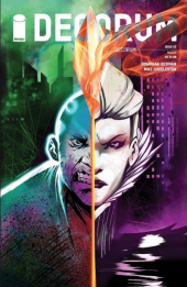 Decorum #1 Sanctum Sanctorum Comics and Oddities Exclusive Variant by Gorkem Demir