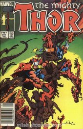 The Mighty Thor #340 $0.75 Price Variant