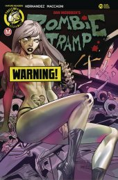 Zombie Tramp #70 Cover F Celor Risque
