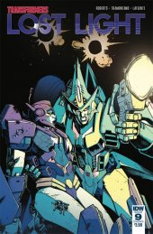 Transformers: Lost Light #9 Cover B
