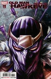 Old Man Hawkeye #11