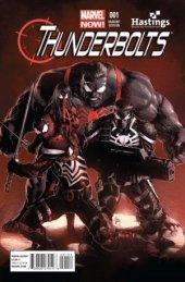 Thunderbolts #1 Hastings Variant