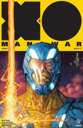 Comic Review for week of November 21st and November 28th, 2018