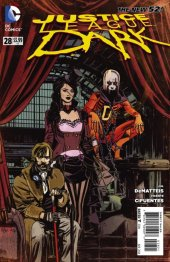 Justice League Dark #28 Tommy Lee Edwards Steampunk Variant